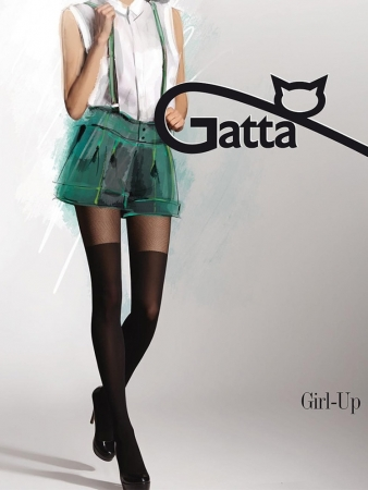 Ciorapi dama Girl-Up 15
